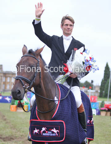 Blenheim - final day