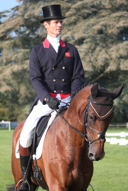 Blenheim - dressage