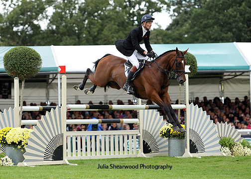 Burghley Dressage and final day