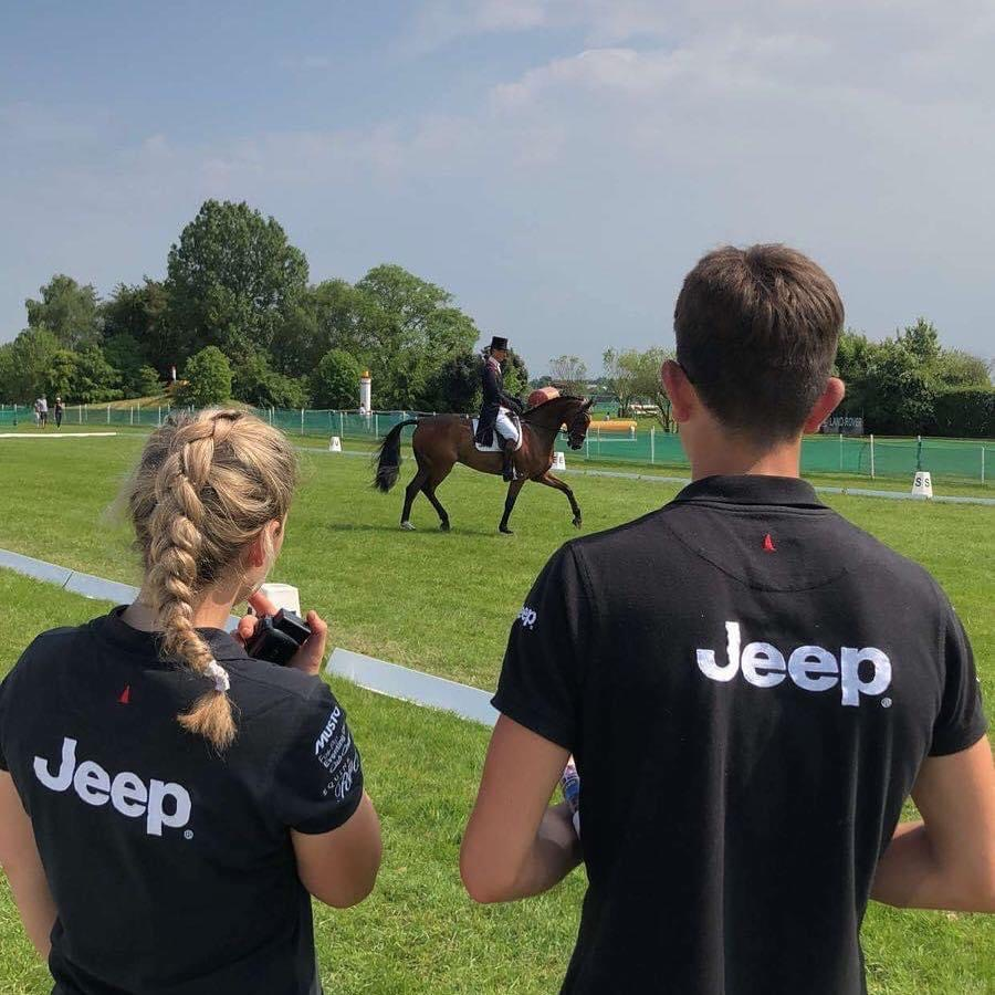 Team Fox-Pitt Polo Shirt