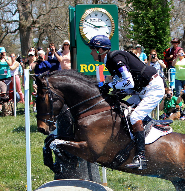 Rolex - cross country results